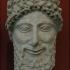 Cypriot Limestone Head image