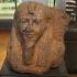 Red Granite head of King Ramesses II image