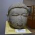 Head of Gautama Buddha image