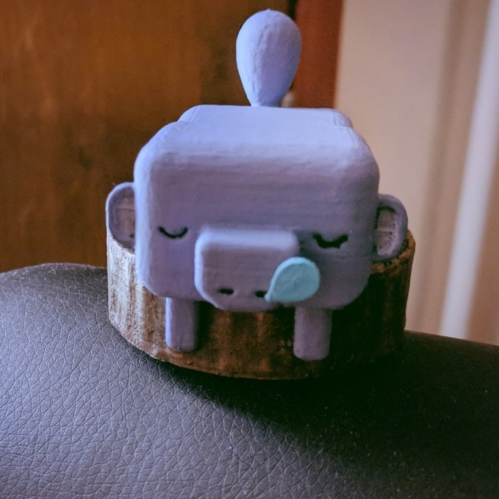 Sleeping Wumpus