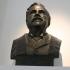 Plaster bust of William Boyd Dawkins image