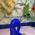 Klein Vase print image