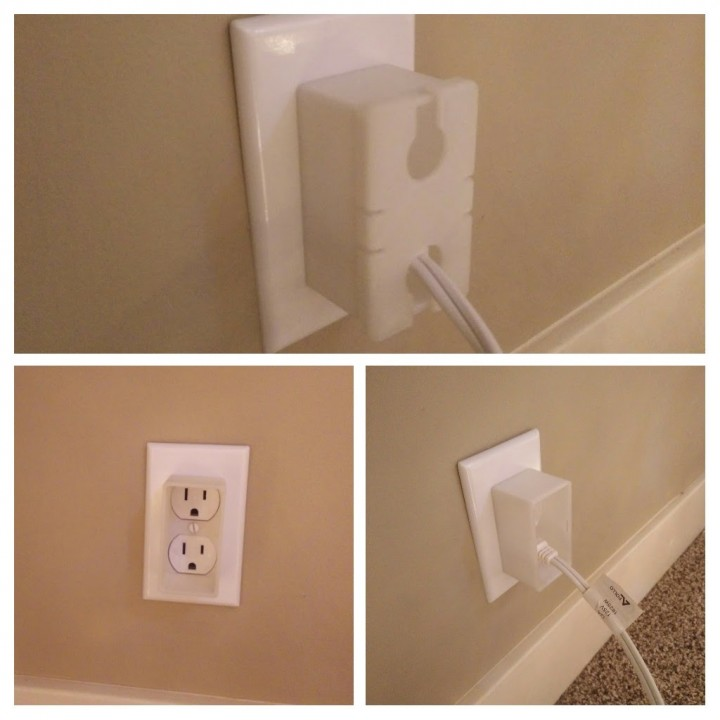 Outlet Safety Box