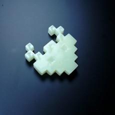 space invader key hanger