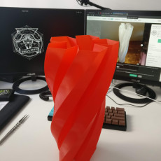 Picture of print of Pentagram Vase