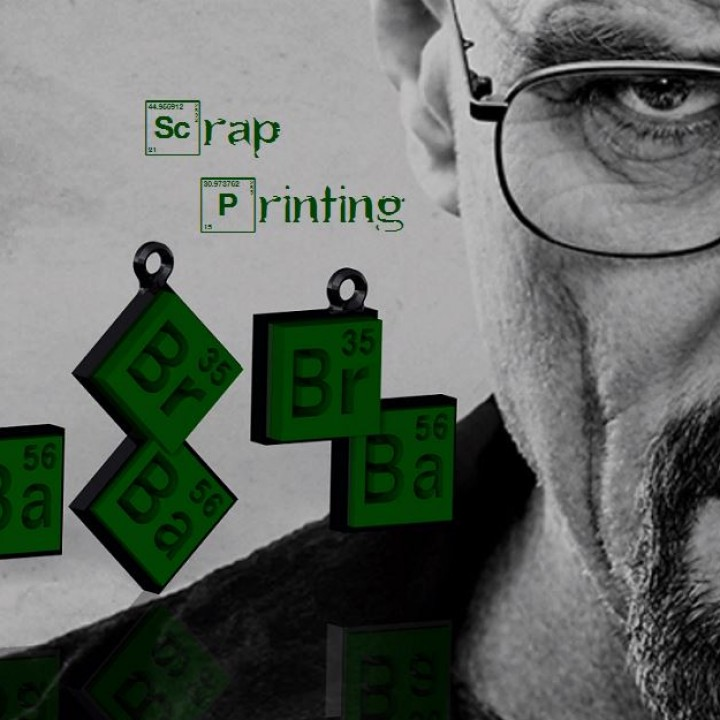 Breaking Bad Charms!