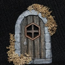 Picture of print of Fairy Doors
