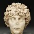 Head of a Roman youth image