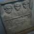 Funerary relief from the monument of Onessimos and his family image