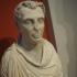 Portrait bust of a man image