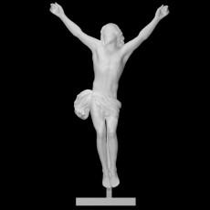 Ivory Crucifixion Christ
