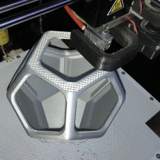 Picture of print of DODECAHEDRON DESK ORGANIZER
