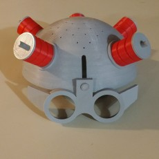 Rick and Morty - Ricks helmet