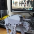 AT-M6- The Last Jedi (low detail version) print image