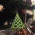 Modern Christmas Tree Ornament image