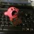 Kirby pen holder image