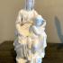 Madonna of Bruges print image
