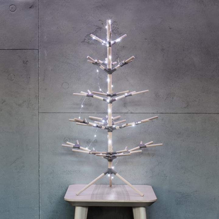 Download Xmas tree 3D project Da VECTARY - the free, online