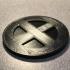 Negasonic Teenage Warhead Badge (Deadpool 2) image