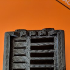 Picture of print of Thwomp Switch Cartridge Case