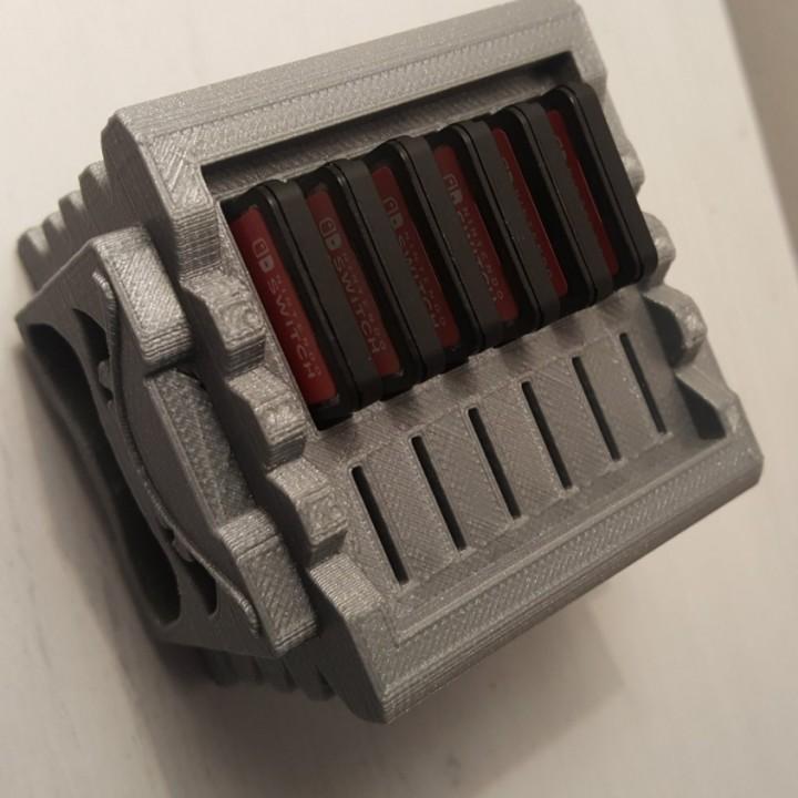 Thwomp Switch Cartridge Case