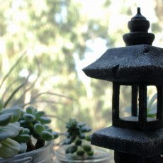 Pagoda Garden Ornament