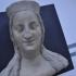 Bust of Elizabeth Pomeranian image