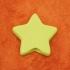 Mario star for XMAS tree image