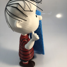 Picture of print of Linus van Pelt This print has been uploaded by David Waugh