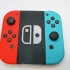 Nintendo Switch Joycon Grip and Game Case image