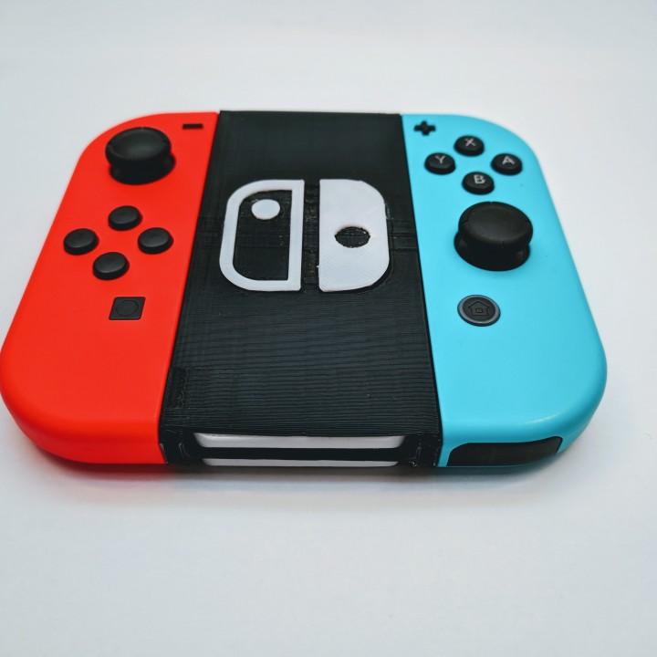 Nintendo Switch Joycon Grip and Game Case
