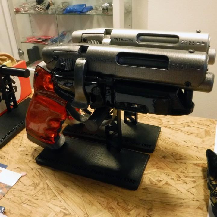 Upgrade KIT for the Deckard Blaster of Andrew Forster