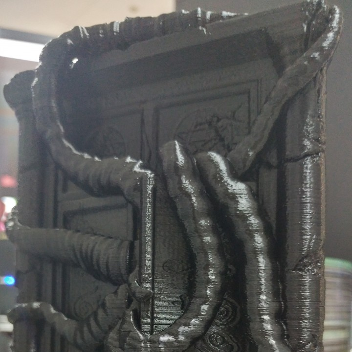 Picture of print of Cthulhu Gate This print has been uploaded by Carlton