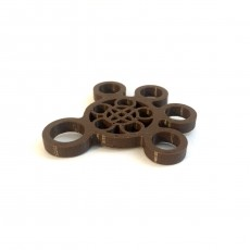 Picture of print of finger toy - stress reliever