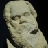 Unfinished bust of Socrates image