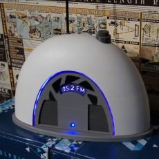 Portal radio