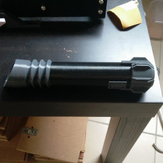 Picture of print of Basic Lightsaber This print has been uploaded by Stan Houben