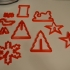 3D Christmas Cookie Cutters image
