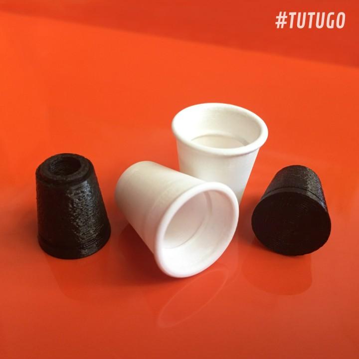 TUTUGO | Coffee Cup Valve Caps