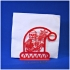 Christmas napkin holder image