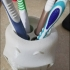 Smiling Toothbrush Holder image