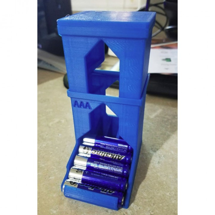 AA/AAA Battery Dispensers