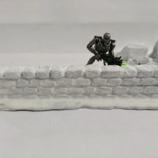 Brick Wall for 28mm Wargaming