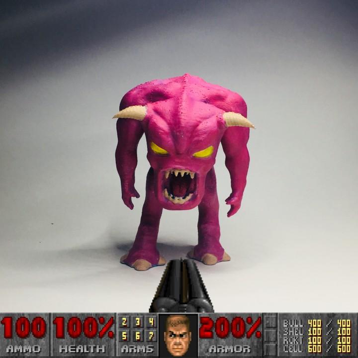 Pinky Demon - Doom