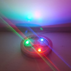 Adjustable LED base
