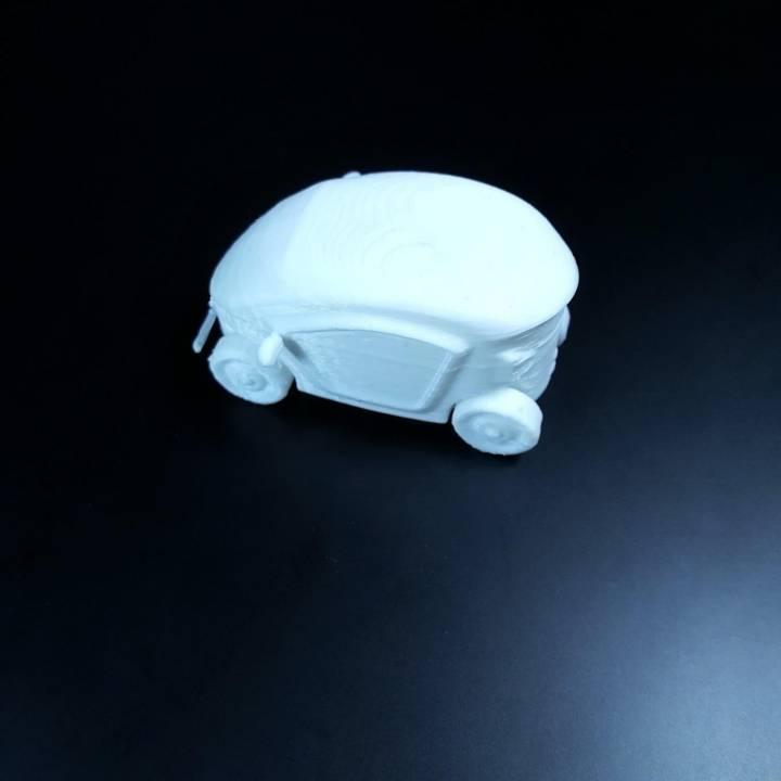 Electric mouse concept