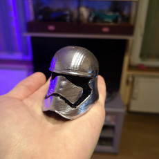 Picture of print of Wearable Captain Phasma Helmet