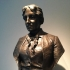 Bust of Louisa May Alcott image