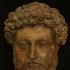 Bust of Marcus Aurelius image