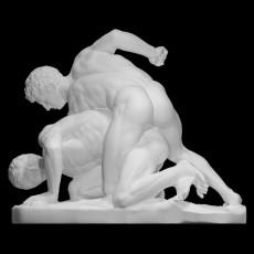 Uffizi Wrestlers
